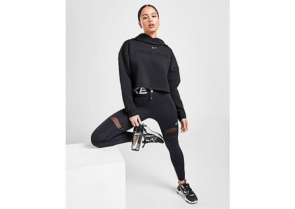 Ropa deportiva Mujer Nike sudadera crop Training Pro