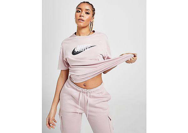 Ropa deportiva Mujer Nike camiseta Double Futura