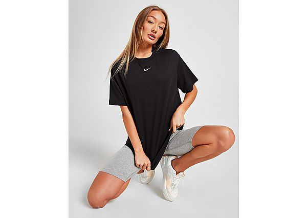 Ropa deportiva Mujer Nike camiseta Essential Logo Boyfriend