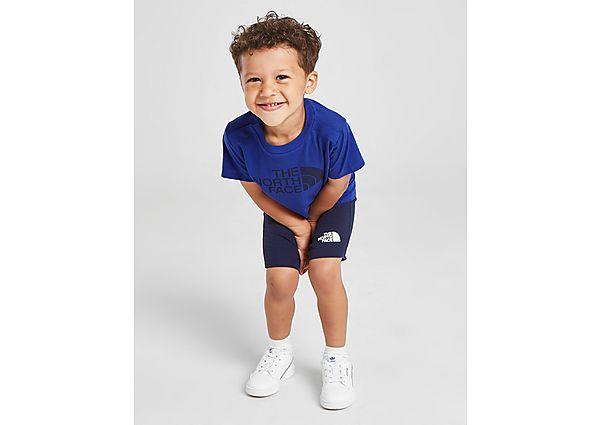 Comprar Ropa deportiva para niños online The North Face conjunto camiseta/pantalón corto para bebé