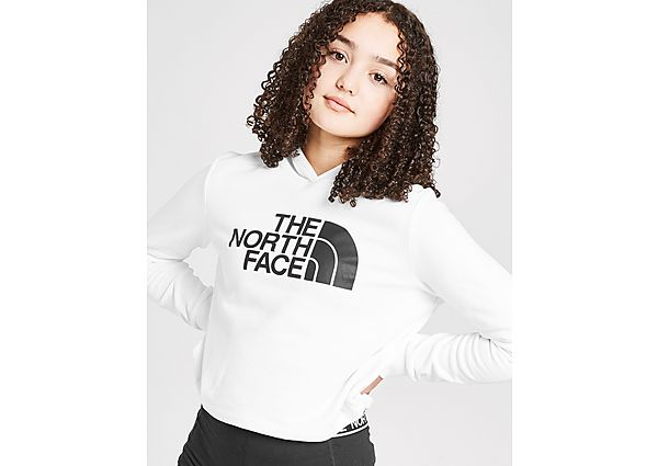 Comprar deportivas The North Face Girls' Drew Peak Crop Hoodie