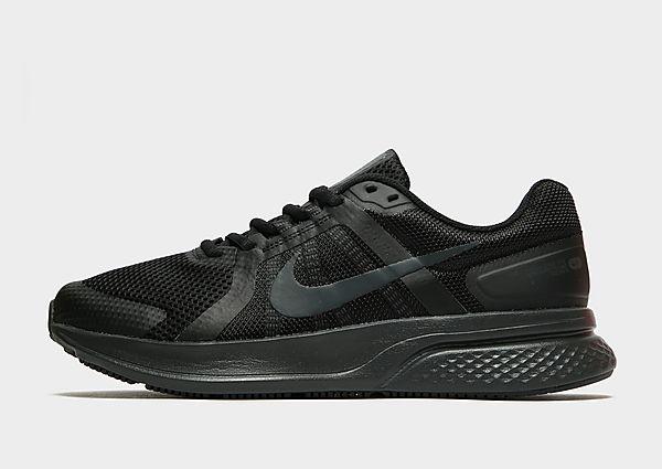 Nike Run Swift 2, Black/Dark Smoke Grey