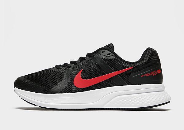 Nike Run Swift 2, Black/White/University Red