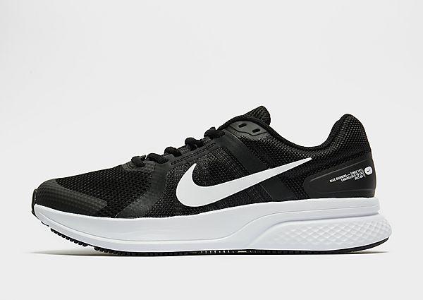 Nike Run Swift 2, Black/Dark Smoke Grey/White