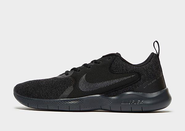 Nike Flex Experience Run 10, Black/Dark Smoke Grey