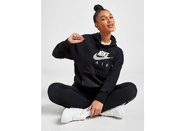Ropa deportiva Mujer Nike Air Mesh Overhead Hoodie