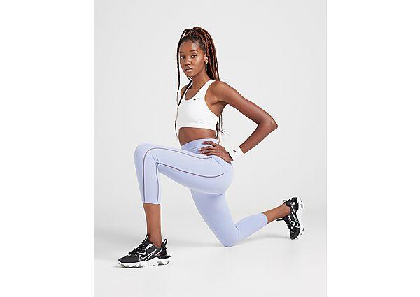 Nike Training Yoga Luxe Infinalon Ribbed Legging Dames