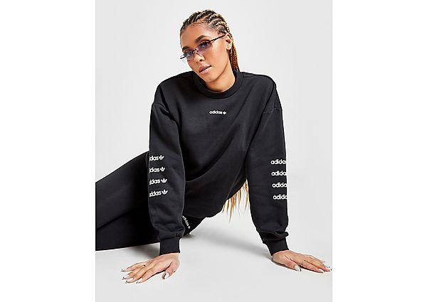 Ropa deportiva Mujer adidas Originals Repeat Linear Boyfriend Crew Sweatshirt