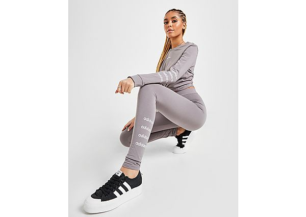 Calzoncillos Deportivos adidas Originals Repeat Linear Leggings