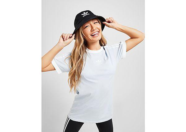 Ropa deportiva Mujer adidas Originals 3-Stripes Trefoil Boyfriend T-Shirt