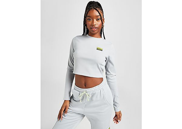 Ropa deportiva Mujer adidas Originals R.Y.V Utility Long Sleeve Crop T-Shirt