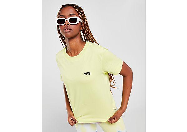 Ropa deportiva Mujer Vans camiseta Core Small Logo