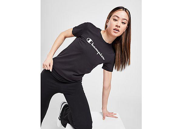 Ropa deportiva Mujer Champion camiseta Script Logo