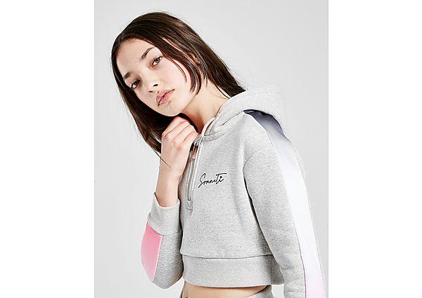 Comprar deportivas Sonneti Girls' Crop 1/4 Zip Hoodie Junior