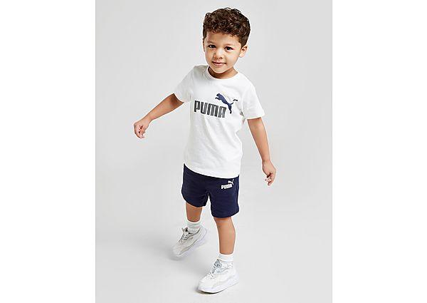 Comprar Ropa deportiva para niños online Puma conjunto camiseta/shorts Essential Logo para bebé