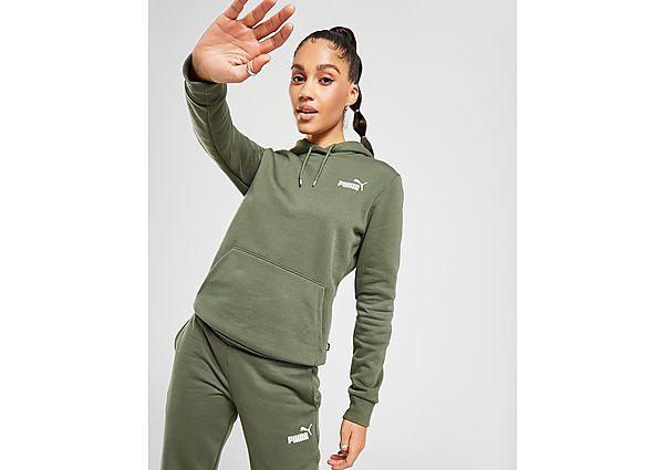 Ropa deportiva Mujer Puma sudadera con capucha Core Small Logo