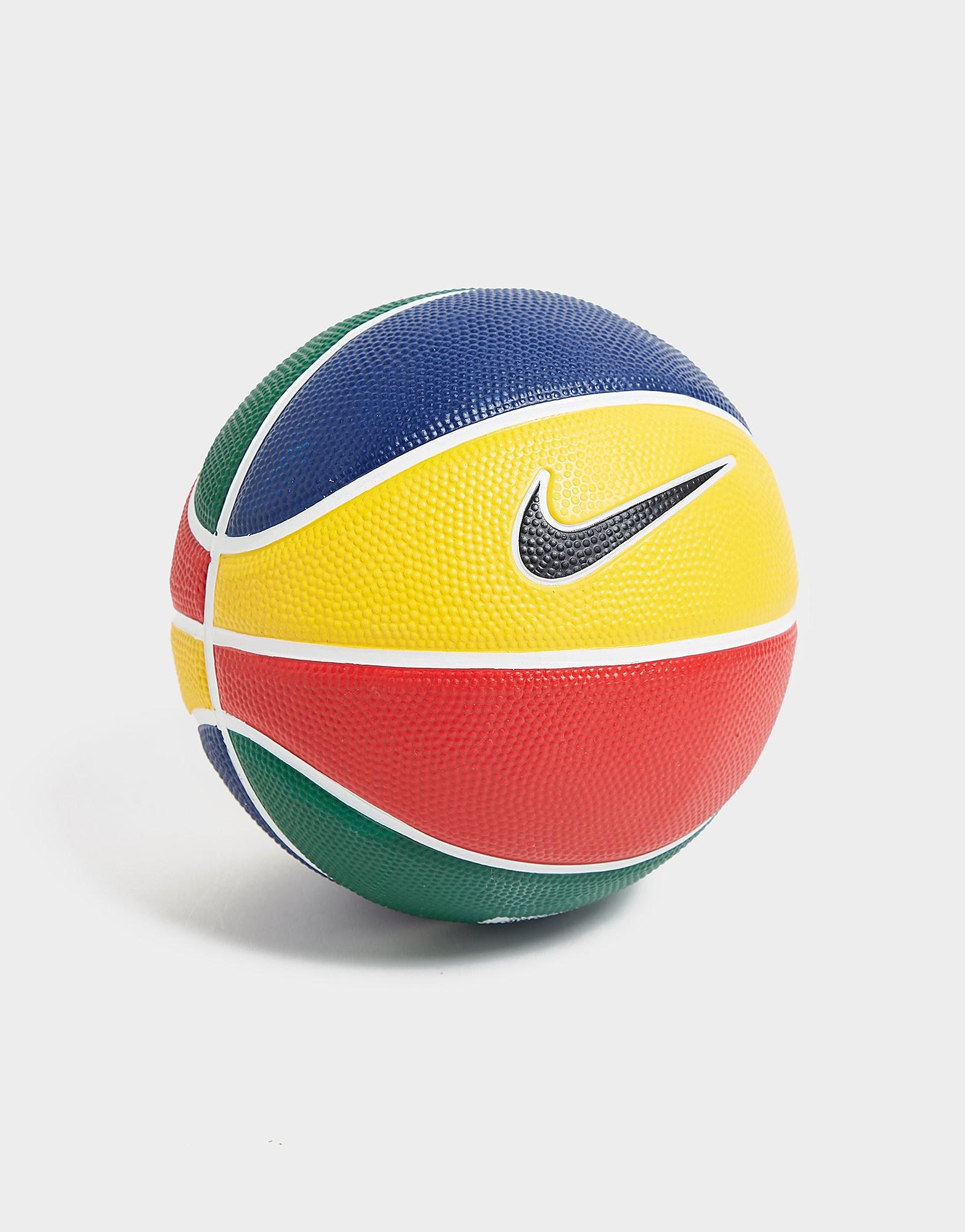 Nike Swoosh Skills Basketball, Multifärgad