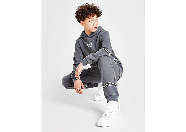Comprar Ropa deportiva para niños online Emporio Armani EA7 pantalón de chándal Logo Series Tape júnior