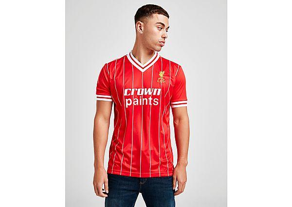 Official Team camiseta Liverpool FC '82 1.ª equipación, Red