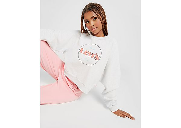 Levis Circle Logo Sweater Dames