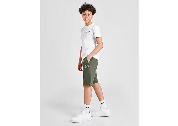 Comprar Ropa deportiva para niños online Emporio Armani EA7 pantalón corto Core júnior