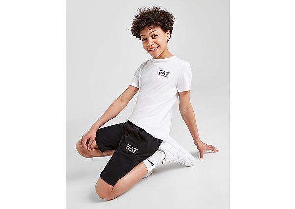 Comprar Ropa deportiva para niños online Emporio Armani EA7 camiseta Core Logo júnior