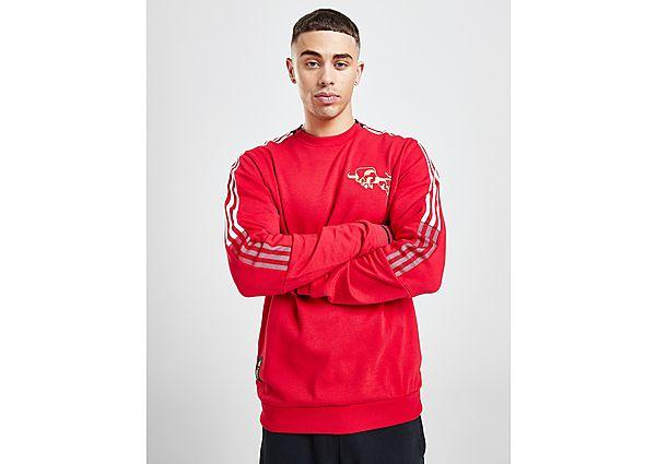 adidas Manchester United Chinese New Year Crew Sweatshirt