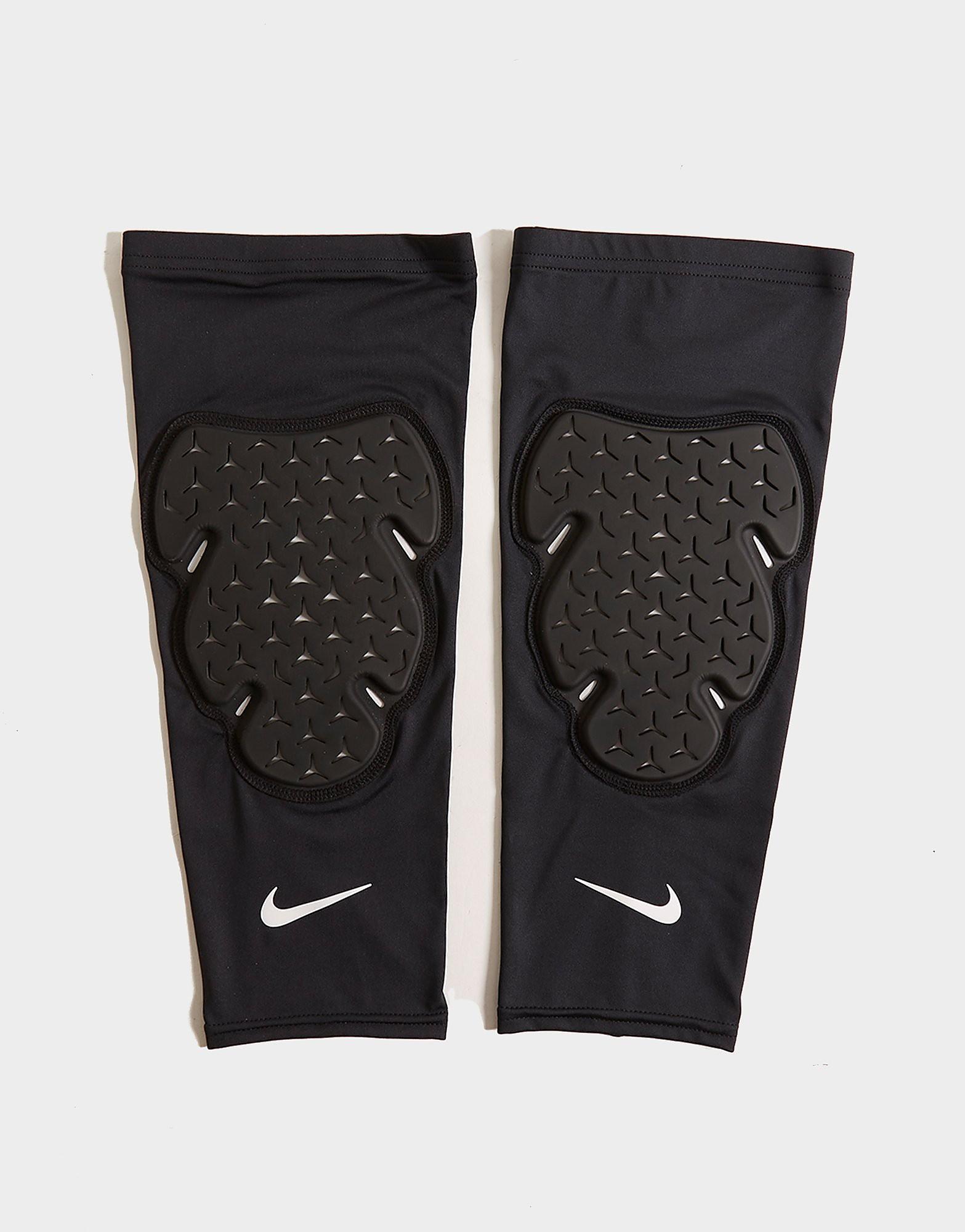 Nike Pro Strong Benskydd, Svart