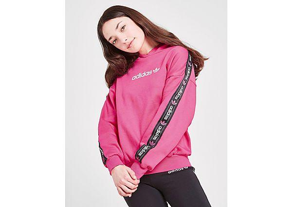 Comprar deportivas adidas Originals Girls' Tape Boyfriend Hoodie Junior