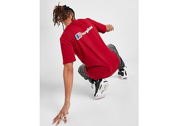 Berghaus camiseta Large Back Logo