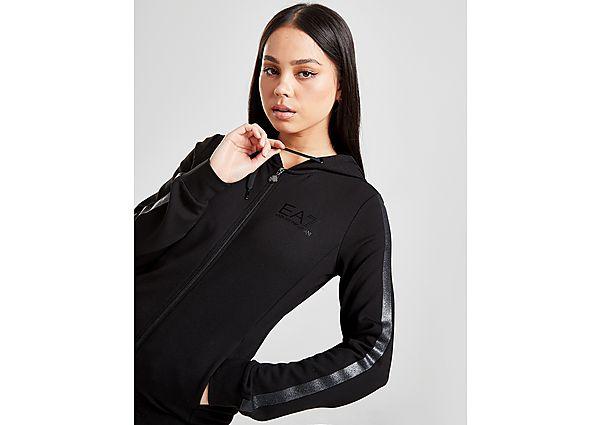 Ropa deportiva Mujer Emporio Armani EA7 Luerx Stripe Full Zip Hoodie