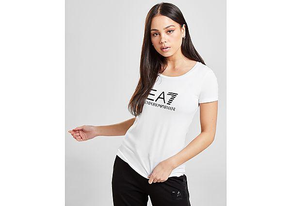 Ropa deportiva Mujer Emporio Armani EA7 camiseta Core Logo