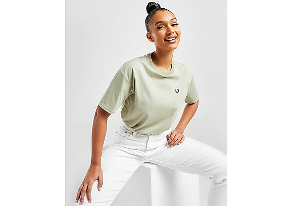 Ropa deportiva Mujer Fred Perry camiseta Small Logo Ringer