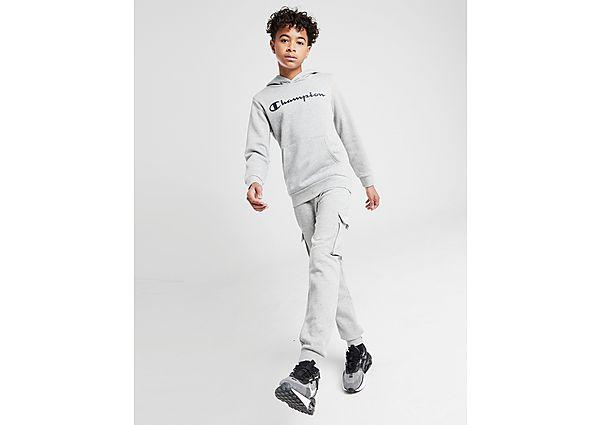 Comprar Ropa deportiva para niños online Champion pantalón de chándal Cargo Fleece júnior