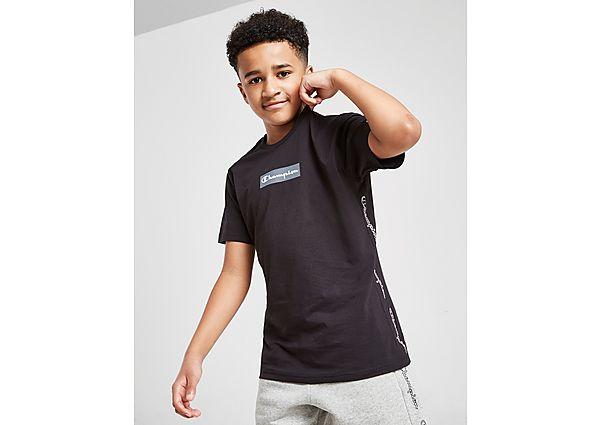 Comprar Ropa deportiva para niños online Champion camiseta Tape Box júnior