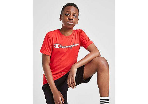 Comprar Ropa deportiva para niños online Champion camiseta Core Logo júnior