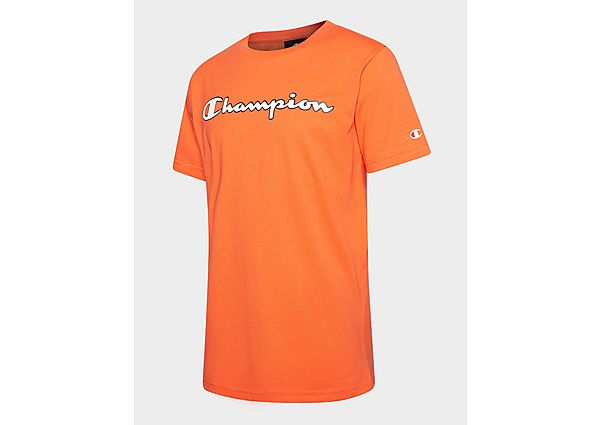 Comprar Ropa deportiva para niños online Champion camiseta Large Logo  júnior