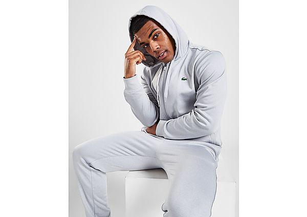 Lacoste Poly Fleece Zip Through Hoodie