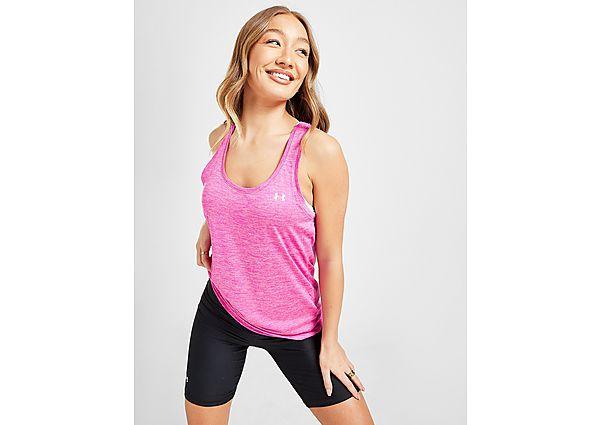 Ropa deportiva Mujer Under Armour camiseta de tirantes Tech Twist