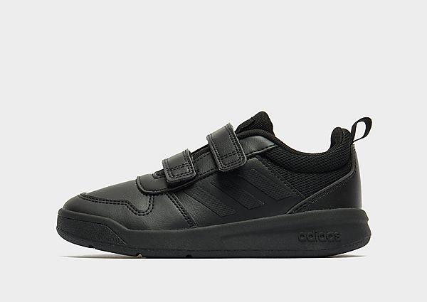 Adidas Tensaur infantil, Core Black / Core Black / Grey Six