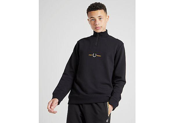 Comprar deportivas Fred Perry chaqueta de chándal Central Logo júnior