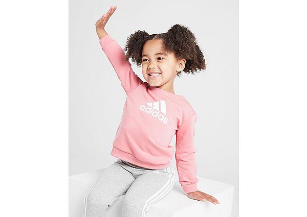 Comprar Ropa deportiva para niños online adidas chándal Badge of Sport para bebé