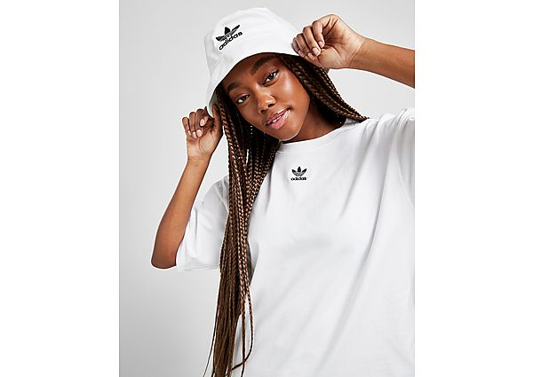 Ropa deportiva Mujer adidas Originals camiseta Essential Trefoil Boyfriend