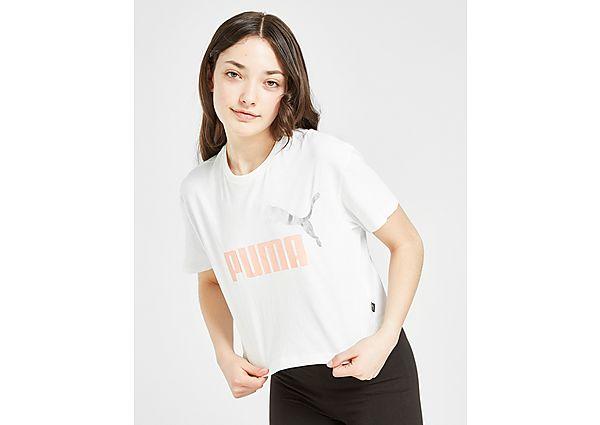 Comprar Ropa deportiva para niños online Puma camiseta Crop Core júnior