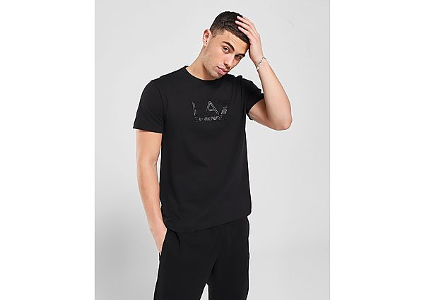 Emporio Armani EA7 camiseta Silicone Large Logo
