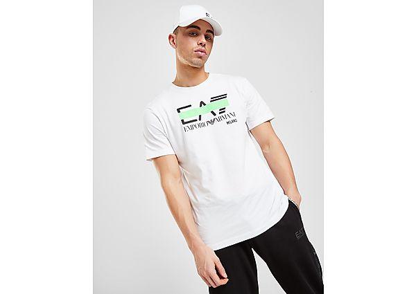 Emporio Armani EA7 camiseta Neon Large Logo