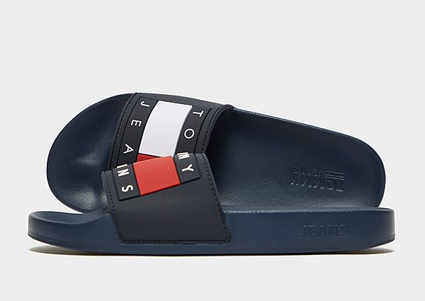 Tommy Jeans chanclas Flag para mujer