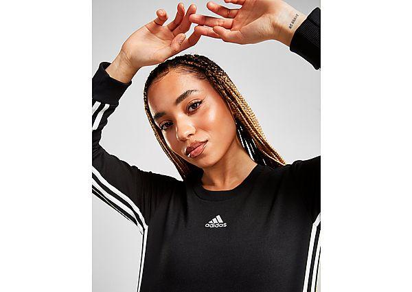 adidas 3-Stripes Badge Of Sport Crew Sweatshirt - Dames