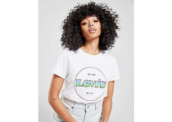 Ropa deportiva Mujer Levis camiseta Fade Logo