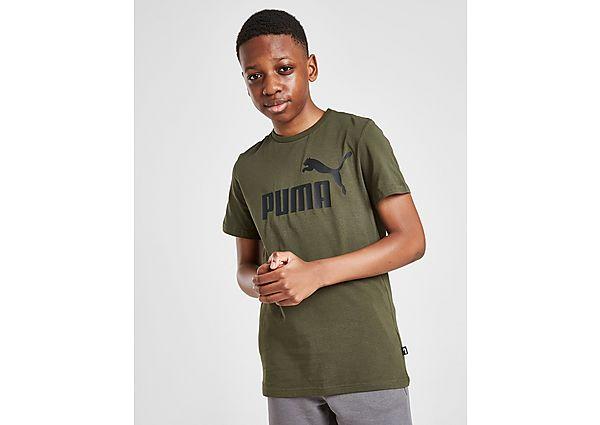 Comprar Ropa deportiva para niños online Puma camiseta Essential Logo júnior